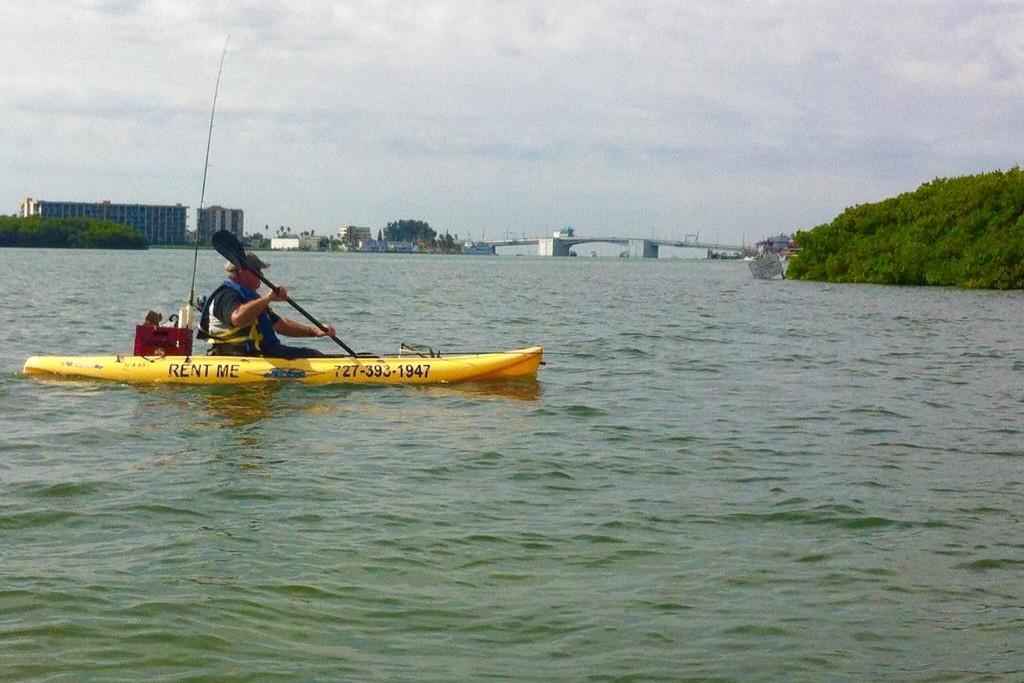 Kayaking Tips | Hubbard's Marina
