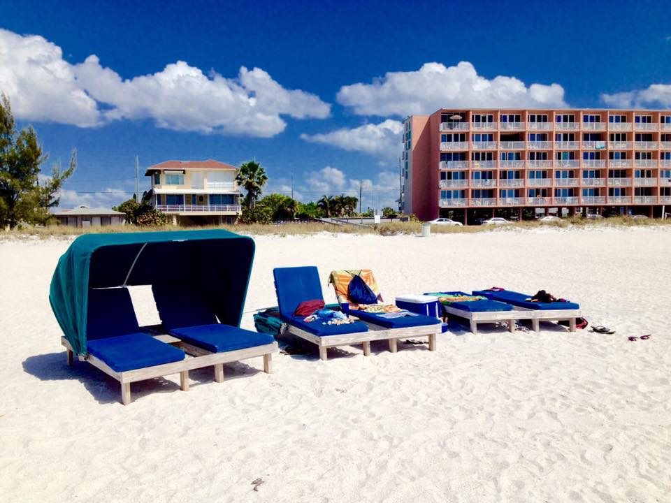 Clearwater Beach Cabana The Best Beaches In World