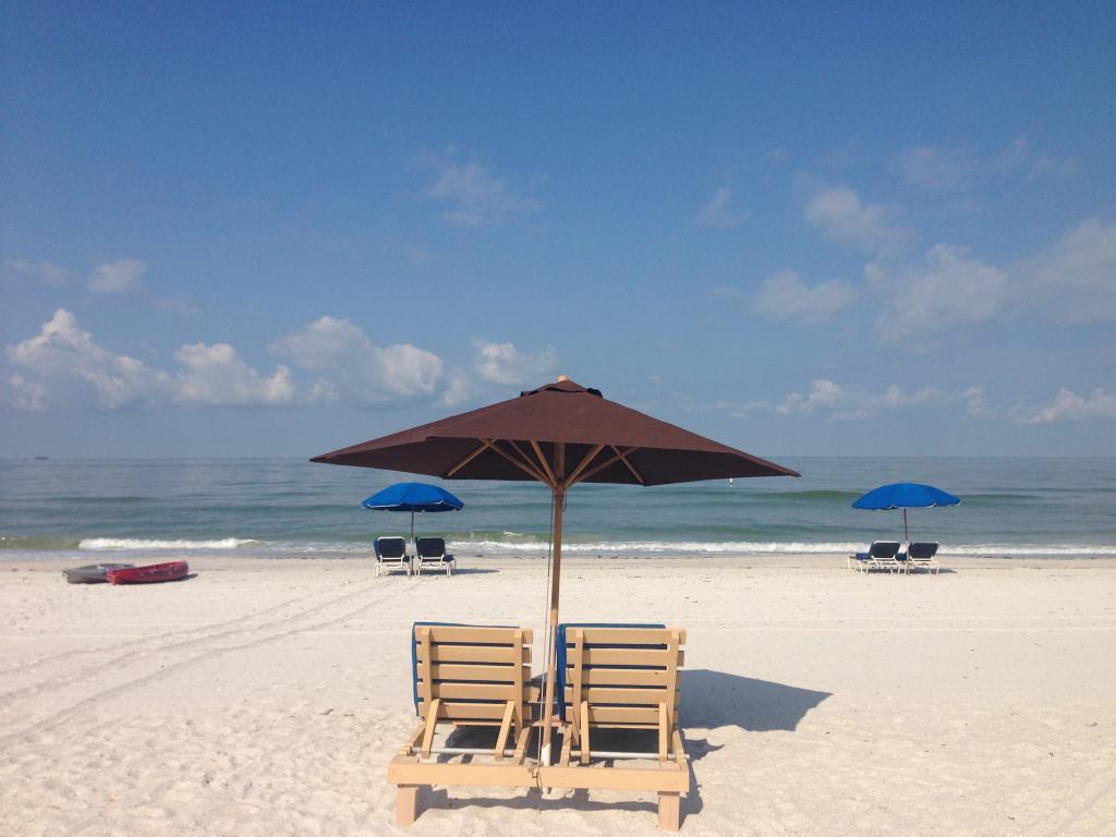 Beach chairs beach chair umbrella beach cart cabanas - Hubbard S Marina Beach Cabana Information