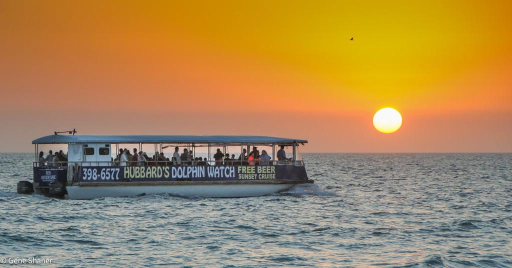 Sunset Cruise Hubbard S Marina John S Pass Fl