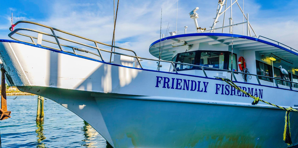 10 hour all day fishing charters Tampa Bay Florida