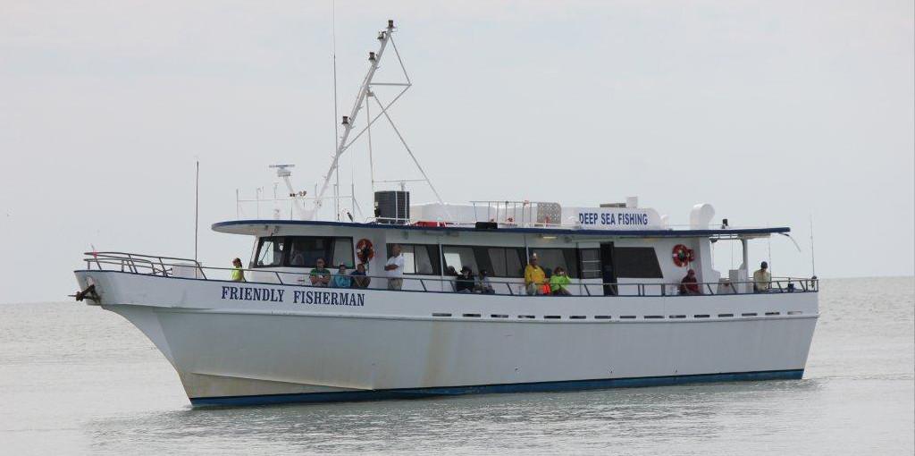 12 hour day fishing trip for John s pass fishing charters