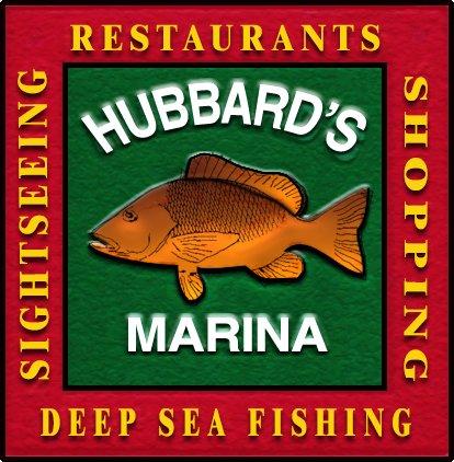 Hubbard's Marina LOGO