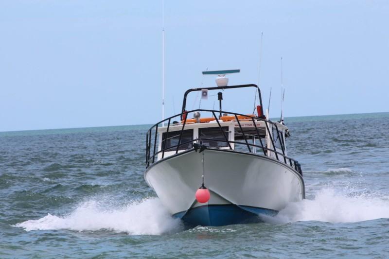 The HUB boat (1)