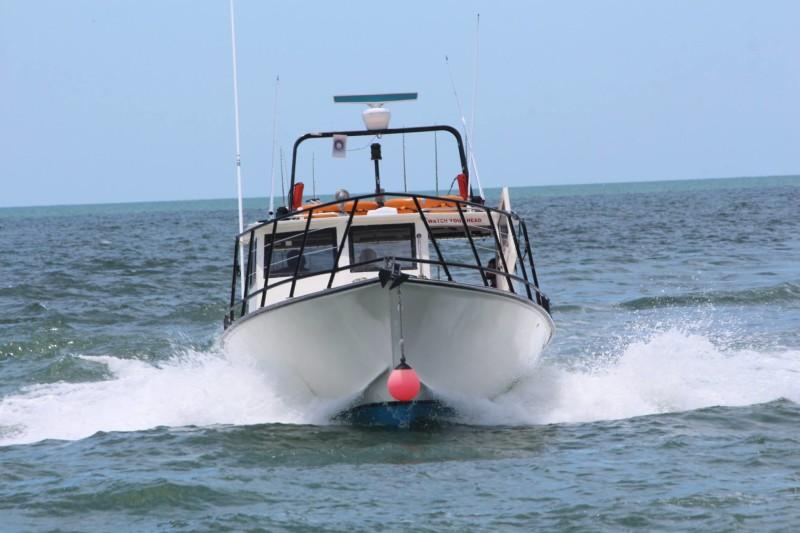 The HUB boat (2)