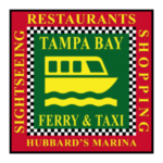 Tampa Bay Ferry & Water Taxi Logo