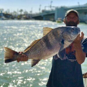 Inshore Fishing Report January 2017